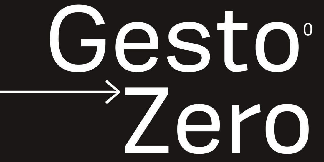 locandina GestoZero