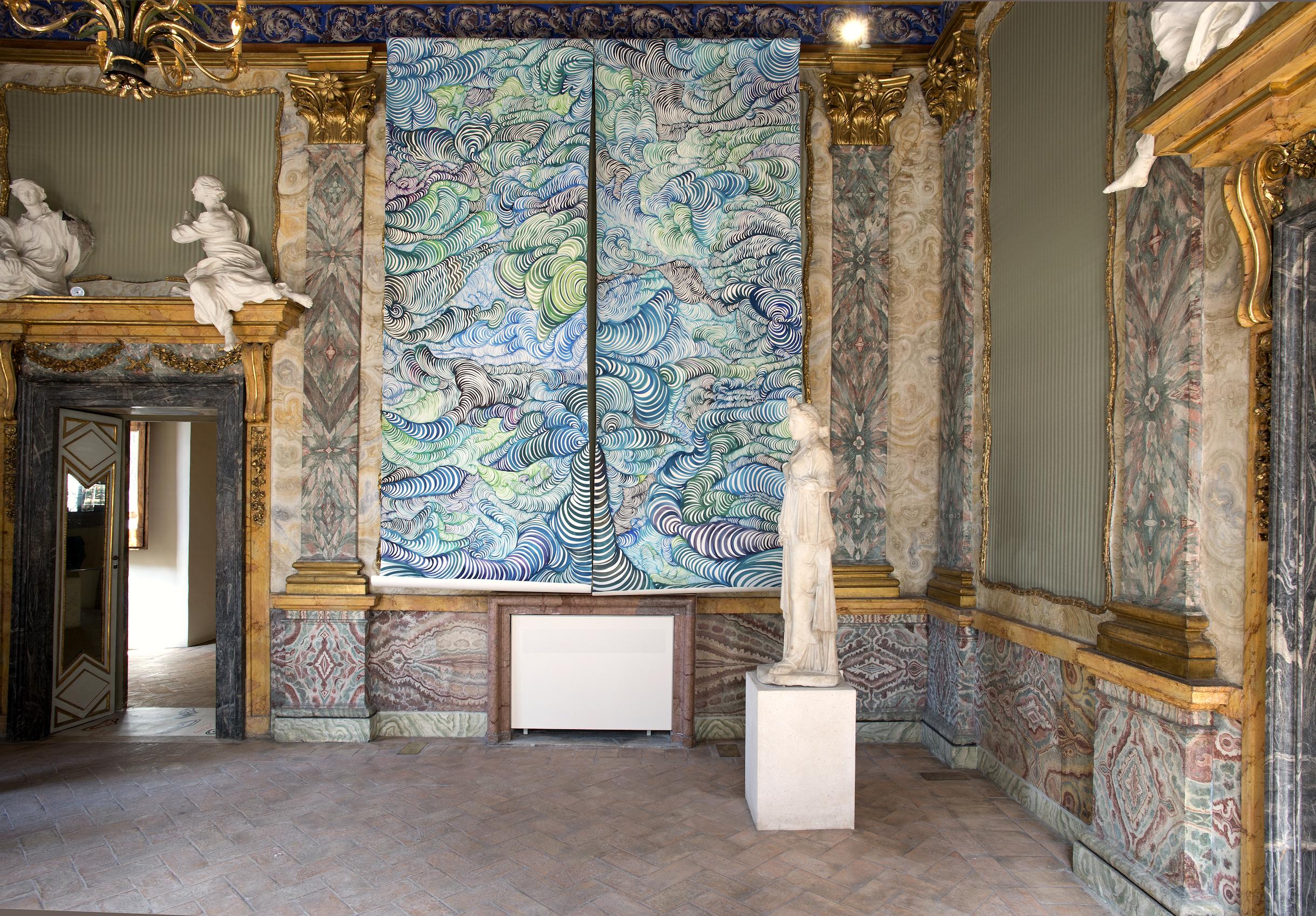 Maurizio Donzelli - Ad Altemps, Palazzo Altemps