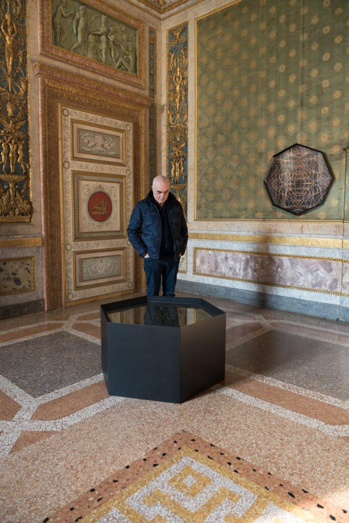 Giardini cosmici. Aldo Grassi / Maurizio Donzelli, Palazzo Ducale, Mantova
